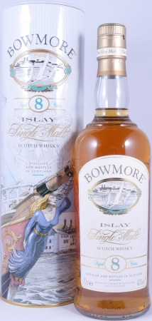 Bowmore Legend of the Heros Return Limited Edition 9. Release Islay Single Malt Scotch Whisky 40.0% Italy Version