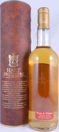 Lagavulin 1988 12 Years Hart Brothers Finest Collection Islay Single Malt Scotch Whisky Cask Strength 56,2%