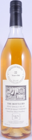 Port Ellen 1979 22 Years Refill Sherry Hogshead Cask 1552 Islay Single Malt Scotch Whisky Cask Strength 59,8%