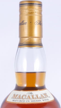 Macallan 10 Years Sherry Wood Highland Single Malt Scotch Whisky 40.0%