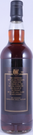 Lochside 1981 23 Years Sherry Hogshead Cadenhead Highland Single Malt Scotch Whisky Cask Strength 55,1%