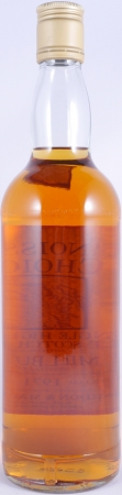 Millburn 1971 20 Years Highland Single Malt Scotch Whisky Gordon und MacPhail Connoisseurs Choice 40,0%