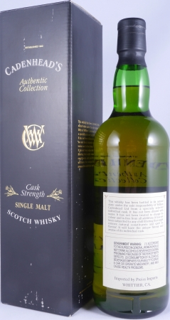 Millburn 1983 13 Years Oak Cask Cadenhead Highland Single Malt Scotch Whisky Cask Strength 58,8%