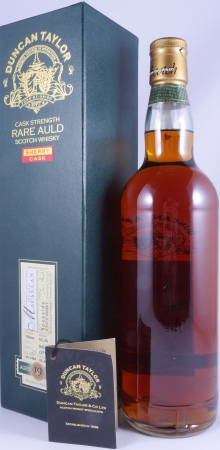 Macallan 1988 19 Years Sherry Cask 8426 Highland Single Malt Scotch Whisky Duncan Taylor Rare Auld Edition 53,3%