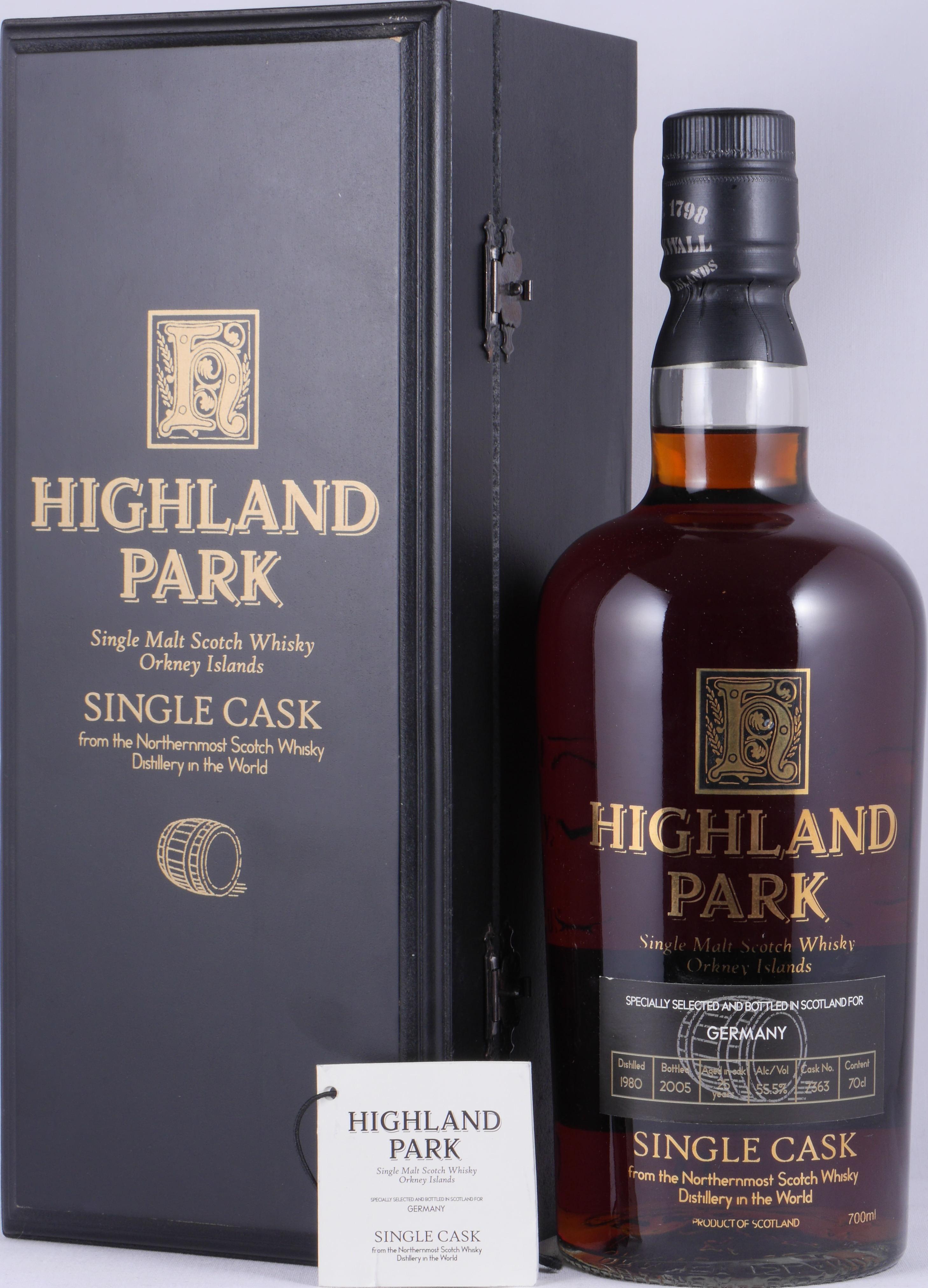 Scotch Whisky GlenAladale