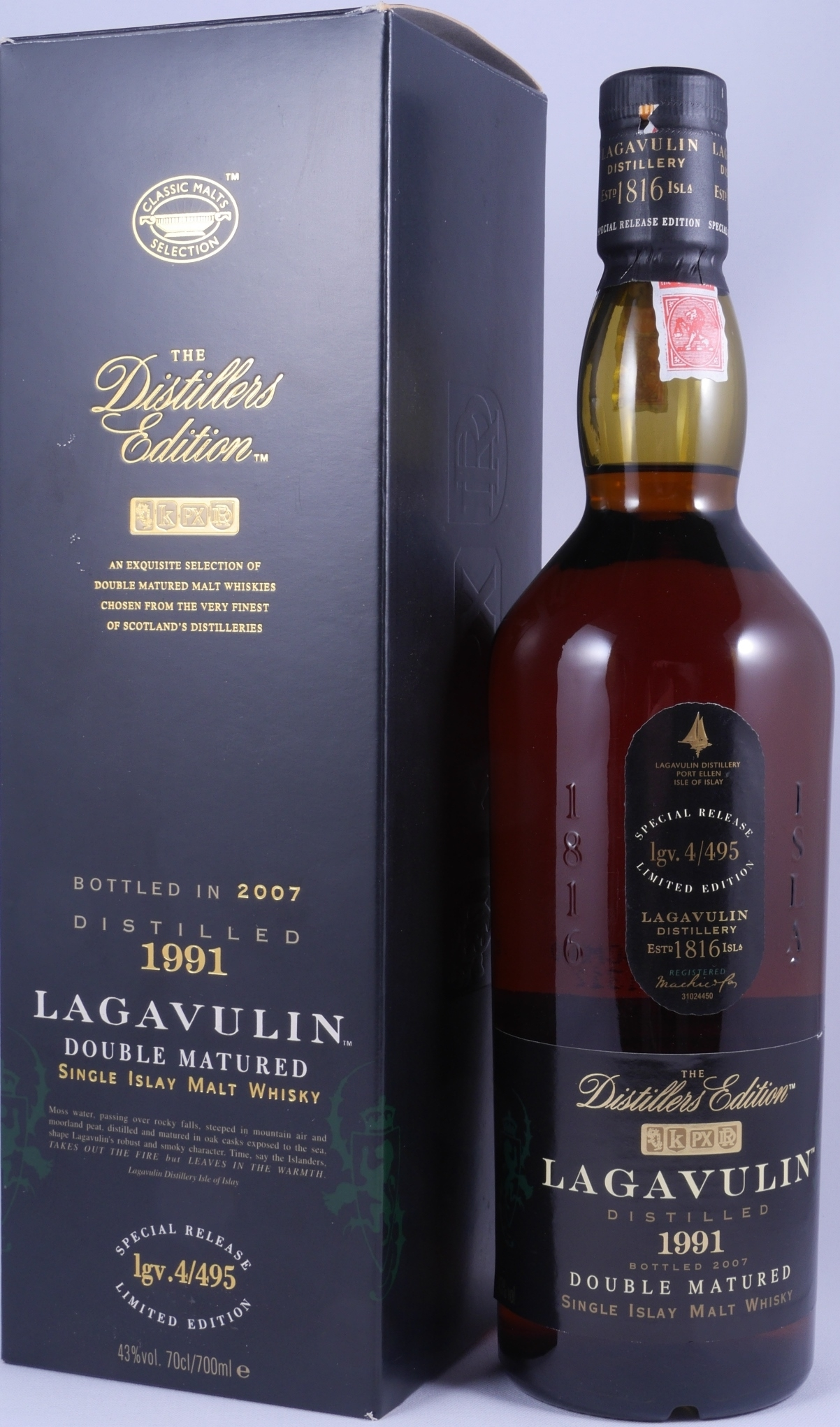 Lagavulin double matured