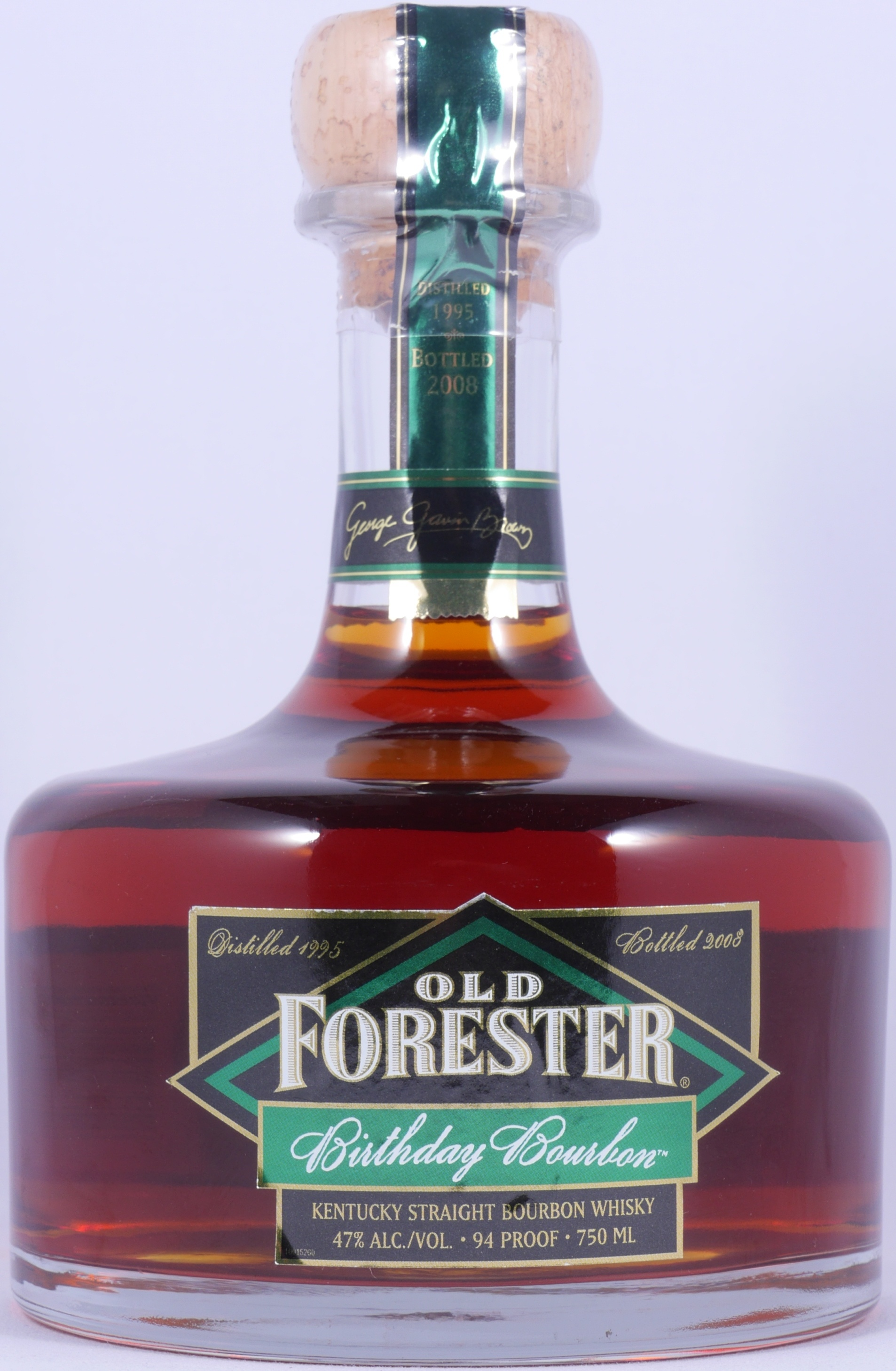 Buy Old Forester Spring 1995 13 Years 2007 Birthday