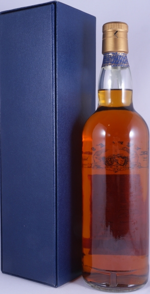 Bruichladdich 1966 37 Years Cask 202 Islay Single Malt Scotch Whisky Duncan Taylor Cask Strength Rare Auld Edition 40.5%