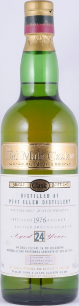 Port Ellen 1982 24 Years Oak cask Douglas Laing Old Malt Cask Islay Single Malt Scotch Whisky 50.0%