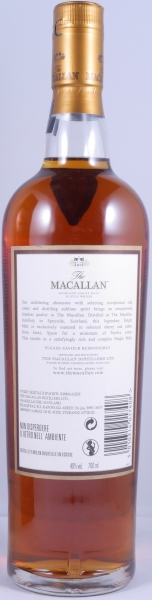Macallan 12 Years Highland Single Malt Scotch Whisky Sherry Oak 40,0%