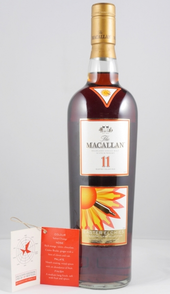 Macallan 1995 11 Years Easter Elchies Selection Sherry Oak Cask 9457 Highland Single Malt Scotch Whisky 60,2%