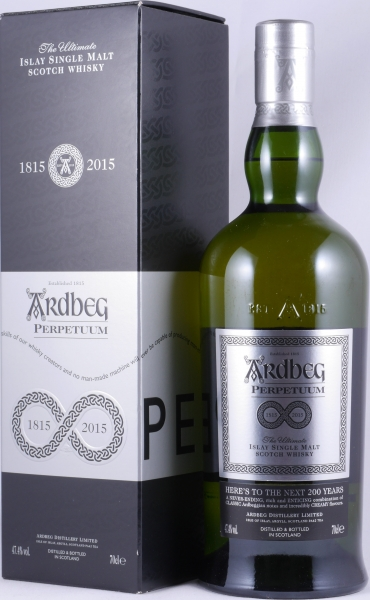 Ardbeg Perpetuum 2015 Islay Single Malt Scotch Whisky 47,4%