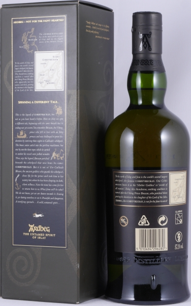 Ardbeg Corryvreckan Islay Single Malt Scotch Whisky 57.1%