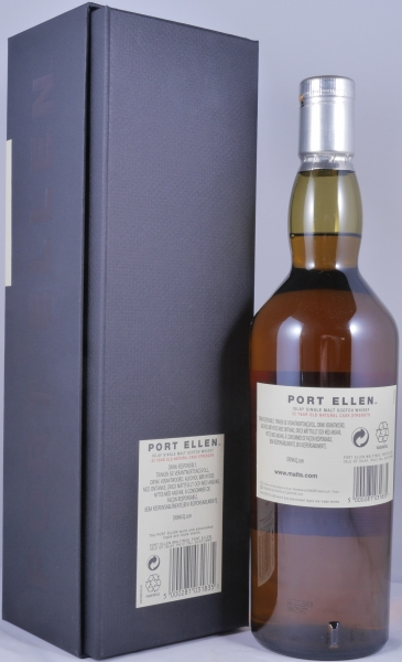 Port Ellen 1979 32 Years 12th Release Islay Single Malt Scotch Whisky Natural Cask Strength 52,5%