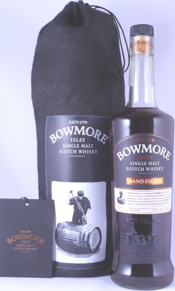 Bowmore 1997 16 Years 1st Hand-Filled Edition 1st Fill Sherry Butt Cask 23 Islay Single Malt Scotch Whisky 55,5%