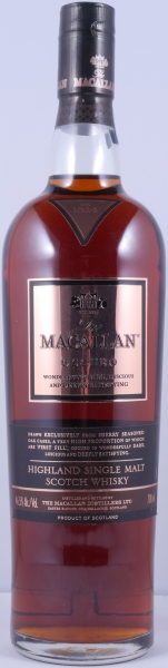 The Macallan Oscuro The 1824 Collection Highland Single Malt Scotch Whisky 46.5%