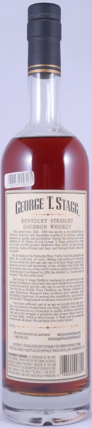 George T. Stagg 1997 Fall of 2013 Kentucky Straight Bourbon Whiskey 64.1% from the Buffalo Trace Antique Collection
