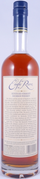 Eagle Rare 17 Years 1988 Fall of 2005 Kentucky Straight Bourbon Whiskey 45,0% aus der Buffalo Trace Antique Collection
