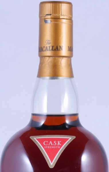 Macallan 10 Years Cask Strength Sherry Oak Highland Single Malt Scotch Whisky 58,6%