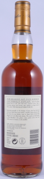 Macallan 12 Years Sherry Wood Highland Single Malt Scotch Whisky round Tin 43.0%