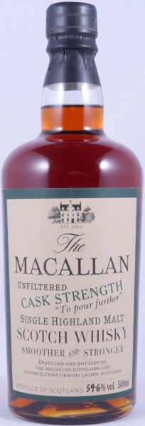 Macallan 1990 13 Years Exceptional Single Cask 6 Sherry Butt 24483 Highland Single Malt Scotch Whisky 59.6%