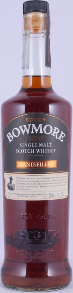 Bowmore 1996 20 Years Hand-Filled Edition 1st Fill Oloroso Sherry Butt Cask 2534 Islay Single Malt Scotch Whisky 56.2%