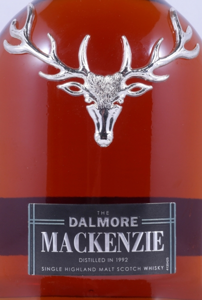 Dalmore Mackenzie 1992 17 Years Highland Single Malt Scotch Whisky 46,0%