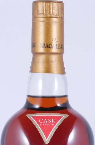 Macallan Cask Strength Highland Single Malt Scotch Whisky for Dettling and Marmot AG Suisse 58.2%