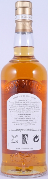 Bowmore Legend of the Phantom Horseman Limited Edition 5th Release Islay Single Malt Scotch Whisky 40.0%