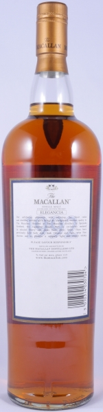 Macallan 1992 12 Years Elegancia Highland Single Malt Scotch Whisky 40.0%