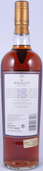 Macallan 1987 18 Years Sherry Oak Highland Single Malt Scotch Whisky 43.0%