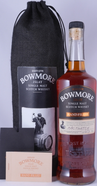 Bowmore 1999 18 Years 1st Fill Pedro Ximénez Sherry Cask 25 Hand-Filled Islay Single Malt Scotch Whisky 55.7%
