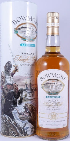 Bowmore Legend of the Godred Crovan Limited Edition 12. Release Islay Single Malt Scotch Whisky 40,0%