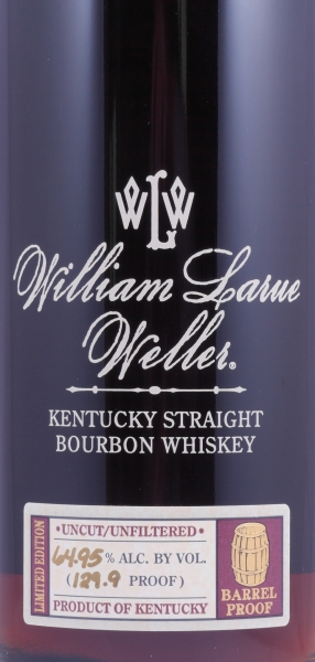 William Larue Weller 1991 Fall of 2006 Kentucky Straight Bourbon Whiskey 64,95% aus der Buffalo Trace Antique Collection