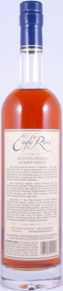 Eagle Rare 17 Years 1993 Fall of 2010 Kentucky Straight Bourbon Whiskey 45.0% from the Buffalo Trace Antique Collection