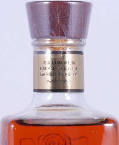 Four Roses 120th Anniversary Limited Edition 12 Years Single Barrel 7-1F Kentucky Straight Bourbon Whiskey 52,4%