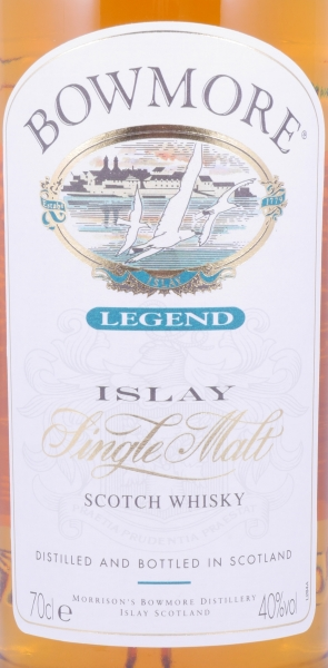 Bowmore Legend of the Devil Limited Edition 3rd Release Islay Single Malt Scotch Whisky 40.0%