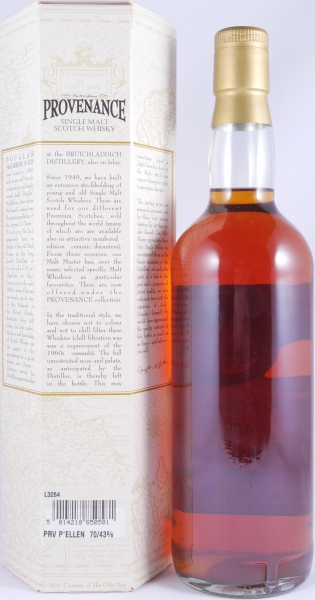 Port Ellen 1981 18 Years Sherry Cask Islay Single Malt Scotch Whisky The McGibbons Provenance 43,0%