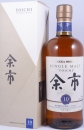 Nikka Yoichi 10 Years Japan Single Malt Whisky 45,0%